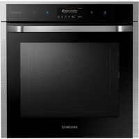 Image of Samsung NV73J9770RS Built In Chef Collection NV9900J Pyrolytic Vapour Cook Single Oven - STAINLESS STEEL