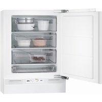 AEG ABB6821VAF Integrated Built Under Freezer