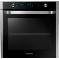 Image of Samsung NV75J7570RS Built In NV9900J Pyrolytic Dual Cook Single Oven - STAINLESS STEEL