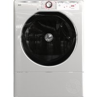 Image of Hoover ATDHY10A2TKEX 10kg AXI Heat Pump Condenser Dryer - WHITE