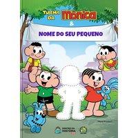 Turma da Mônica | Mauricio de Sousa | Livro Infantil Personalizado