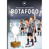 Botafogo - Meu Pequeno Glorioso - Livro Infantil Personalizado