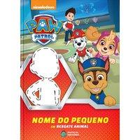Patrulha Canina | Resgate Animal | Livro Infantil Personalizado