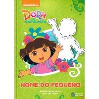 Dora a Aventureira | Descobrindo as Cores | Livro Infantil Personalizado