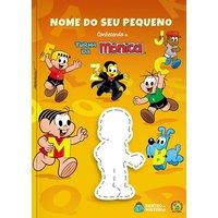 Conhecendo a Turma da Mônica - Mauricio de Sousa - Livro Infantil Personalizado