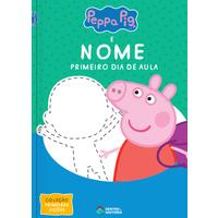Peppa Pig | Primeiro Dia de Aula | Livro Infantil Personalizado