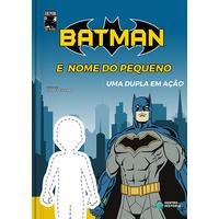 Batman | Livro Personalizado