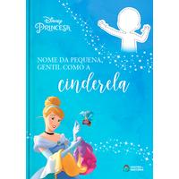 Cinderela | Livro Personalizado Disney