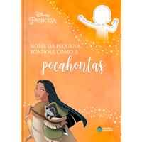 Pocahontas | Livro Personalizado Disney