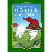 Saci Pererê | Livro Personalizado