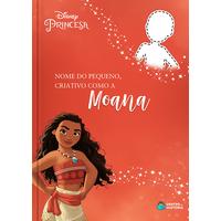 Moana | Livro Personalizado Disney