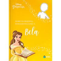 A Bela e a Fera | Livro Personalizado Disney