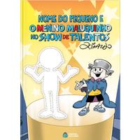 Menino Maluquinho | Livro Personalizado | Ziraldo