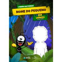Smilingüido | Livro Personalizado | O Segredo das Formigas