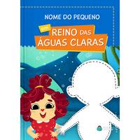 Monteiro Lobato | Livro Personalizado | Reino das Águas Claras