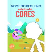 Bairro das Cores   Livro Infantil Personalizado