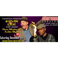 comedian-magician-kevin-lee-at-the-newtown-theatre-newtown-pa