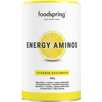Foodspring Energy Aminos Pre-Workout Booster              Produktbild