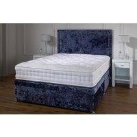 Savile opulence 2000 natural pocket mattress, single