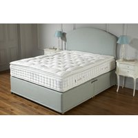 Savile opulence 3000 natural pocket pillow top mattress, single