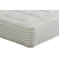 York sprung contract mattress, small single