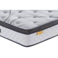 Sleepsoul heaven 1000 pocket gel pillow top mattress, double