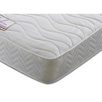Kayflex Pocket Plush 2000 Series Mattress - European King Size (160cm x 200cm)