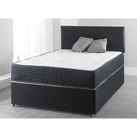 Manhattan Memory Foam Divan Set - Single