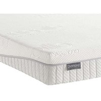Dunlopillo diamond mattress - long small single (75cm x 200cm)
