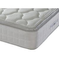 Sealy Nostromo Posturepedic Pocket 1400 Latex Mattress - Super King - Zip & Link