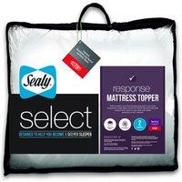 Sealy Select Response Mattress Topper - Single