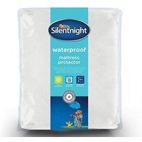 Silentnight Waterproof Mattress Protector - King Size