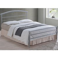 Time Living Silver Brennington Bed Frame - Single