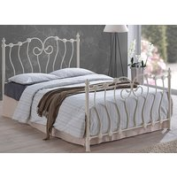 Time Living Ivory Inova Bed Frame - Double