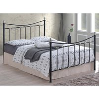 Time Living Black Oban Bed Frame - Double