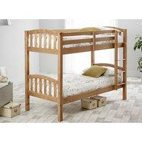 Bedmaster Pine Mya Bunk Bed - Single
