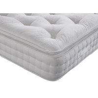 Alpinia 3000 Pillow Top Pocket Natural Mattress - Single