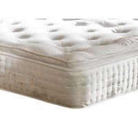 Hyder Black Cashmere 2500 Pillow Top Pocket Mattress - Super King - Zip & Link