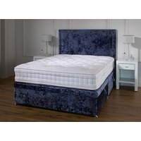 "Savile opulence 2000 natural pocket mattress - single (3' x 6'3"")"