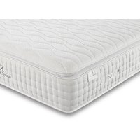 Tuft  Springs Solitaire 2000 Pocket Memory Pillow Top Mattress - Small Double