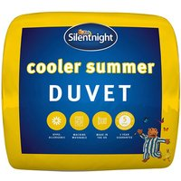 Silentnight Cooler Summer 45 Tog Duvet - King Size