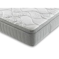 Hyder Black Gel Luxe 3000 Plush Top Mattress - Single