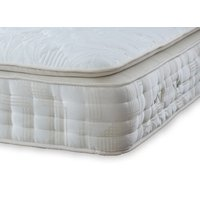 "Royalty pillow top latex 3000 mattress - single (3' x 6'3"")"