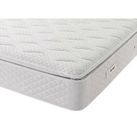 Silentnight Aspen Miracoil Geltex Pillowtop Mattress - King Size