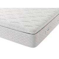 Silentnight Aspen Miracoil Geltex Pillowtop Mattress - Super King