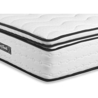 SleepSoul Space Pocket Memory 2000 Mattress - King Size