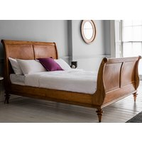 Frank Hudson Living Spire Sleigh Bed Frame - Super King
