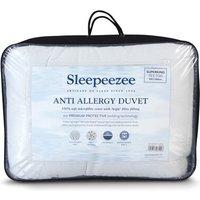 "Sleepeezee Anti Allergy 105 Tog Duvet - Super King (6' x 6'6"")"