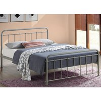 Time Living Miami Pebble Bed Frame - King Size