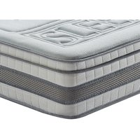 SleepSoul Wish 3000 Series Pocket Cool Gel Mattress - Double